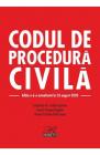 Codul de procedura civila Ed 6 Act 23 august 2020