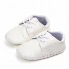 Pantofiori albi eleganti