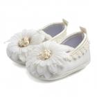 Pantofiori botez fetite Margareta ivoire