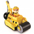 Figurina cu Autovehicul Buldozerul lui Rubble Patrula Catelusilor