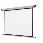 Ecran de proiectie pe perete 150 x 104 cm format 16 10 alb mat