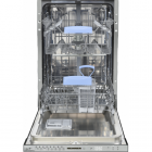 Masina de spalat vase HDW BI4582TA 10 seturi 8 programe Clasa A Argint
