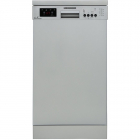 Masina de spalat vase HDW FS4506DSA 6 programe 10 seturi Clasa A Gri