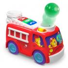 Masina de Pompieri cu Lumini si Sunete Hab Roll Pop