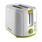 Prajitor de paine TP 750GR Charm 750W alb verde