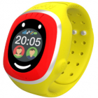 Smartwatch Touch Red Yellow