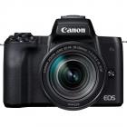 Aparat foto Mirrorless EOS M50 24 1 Mpx Kit Black 18 150 IS STM