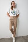 Pantaloni din denim cu buzunare oblice