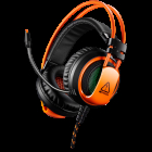 CANYON Gaming headset 3 5mm jack plus USB connector for vibration func