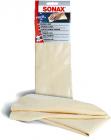 Produs microfibra Sonax Lavete piele premium