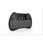 Mini tastatura wireless portabila mouse touch pad integrat si acumulat