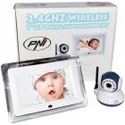 Video Baby Monitor PNI B7000 ecran 7 inch wireless
