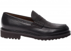 Leather Loafers In Brown DU2749OTTAUF193TM00