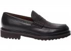 Leather Loafers In Brown DU2749OTTAUF193TM00