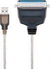 Cablu USB 2 0 A tata la mufa imprimanta 36 pini Ce