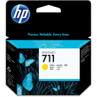 HP Cartus 711 Small Yellow