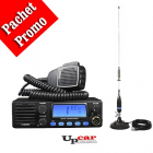 Pachet statie radio auto TTi TCB 900 Antena CB PNI S75 lungime 75cm Ba