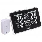 Statie meteo Emitator extern Afisaj LCD Ceas calendar Interior Exterio