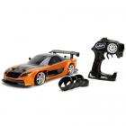 Masina cu Telecomanda Fast and Furious Mazda RX 7 Drift cu Anvelope