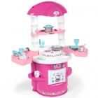Bucatarie Hello Kitty Cooky Kitchen cu 17 Accesorii
