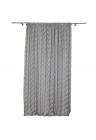 Perdea draperie cu rejansa Vector 210x260 cm bej