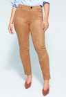 Pantaloni slim fit texturati Oslo