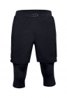 Pantaloni scurti cu model 2 in1 pentru alergare Anywhere
