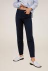 Pantaloni crop cu talie inalta Alberton