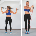 Benzi elastice pentru fitness ReStart