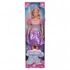 Papusa Steffi Love Fantasy Princess Rochita Mov