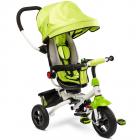 Tricicleta pliabila cu scaun reversibil Toyz WROOM Green Verde