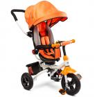 Tricicleta pliabila cu scaun reversibil Toyz WROOM Orange Portocaliu