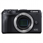 Aparat foto Mirrorless EOS M6 Mark II 32 5 Mpx Body Black