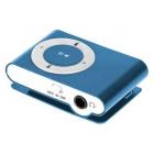 Player MP3 PLAYER ALBASTRU