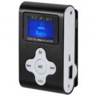 Player MP3 PLAYER CU FUNCTIE REPORTOFON NEGRU