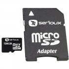 MICROSDXC 128GB UHS I SRX ADAPTOR CL10