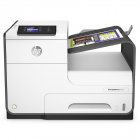 Imprimanta inkjet color PageWide Pro 452dw Wireless A4 White