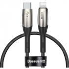 Cablu pentru incarcare si transfer de date Horizontal USB Type C Light