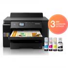 Imprimanta inkjet EcoTank L11160 Inkjet Color A3 Retea Wi Fi