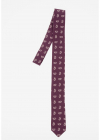 CC COLLECTION Silk Printed Tie