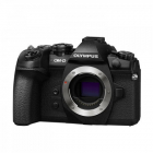Aparat foto Mirrorless OM D E M1 Mark II 20 Mpx Black Body