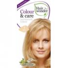 Vopsea permanenta fara amoniac colour care 8 light blond hairwonder 40