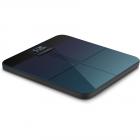 Cantar corporal Smart Scale Conexiune Wi Fi Bluetooth Afisaj LCD Negru