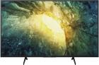 Televizor LED Sony Smart TV KD 55X7055 Seria X7055 139cm negru 4K UHD