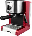 Espressor de cafea Star Light EMD 1515R Rosu Inox 1350W 15bar 1 5l