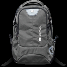 CANYON Backpack for 15 6 laptop dark gray Material 840D Nylon