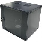 Cabinet W06F64B 15U 19 inch 30kg Black