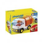 Playmobil 1 2 3 Camion deseuri