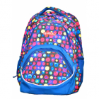 Rucsac Rocky41x26x21cmlaptopColorful Dots