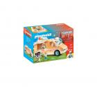 Playmobil Camionul cu inghetata4ani